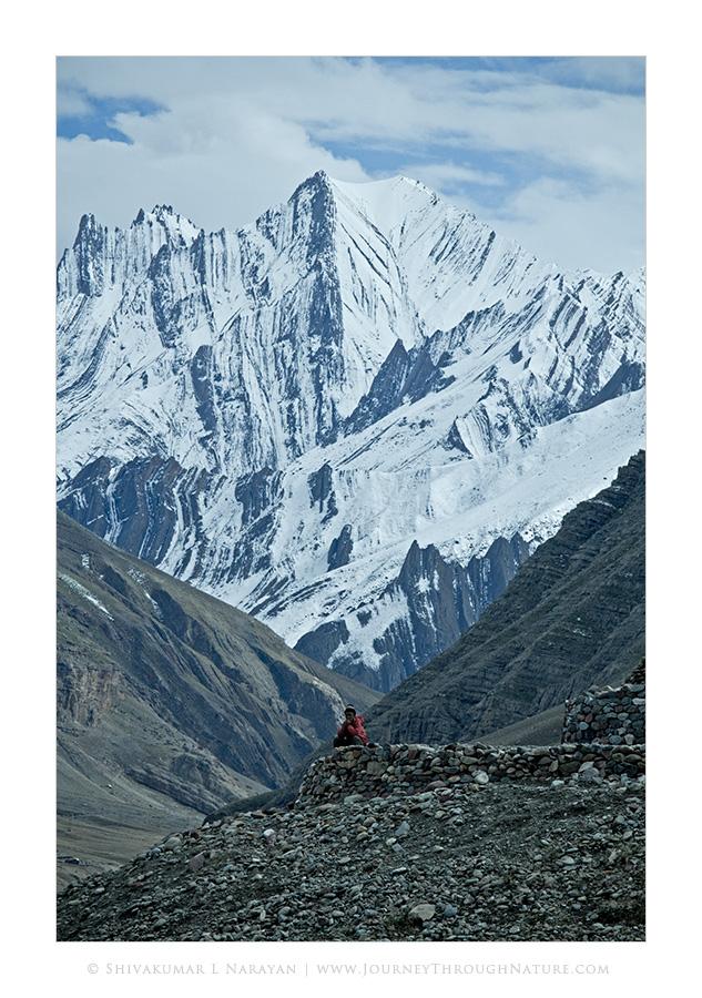 Mighty Himalayas vs Mankind