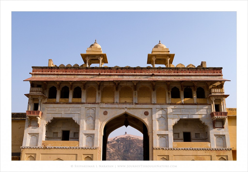 Amer Fort Entrance, Jaipur