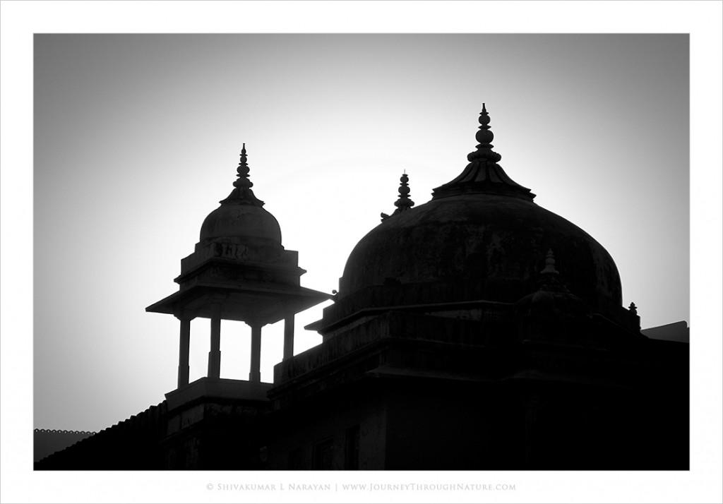 Sunset at Amer Fort, Jaipur