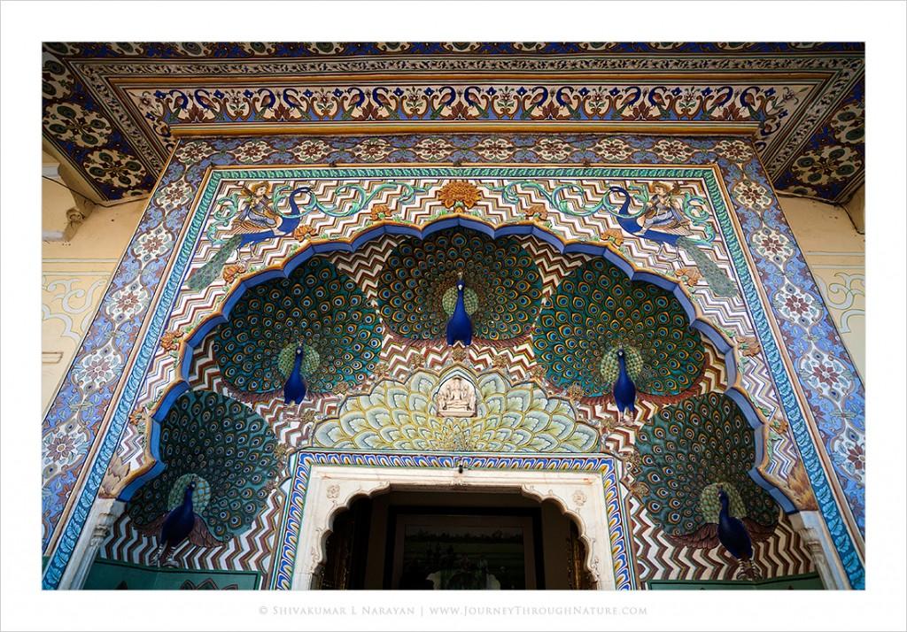 Mayur Dwar, Jaipur City Palace