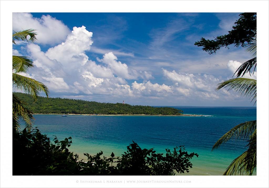 North Bay Island / Coral Island, Andaman