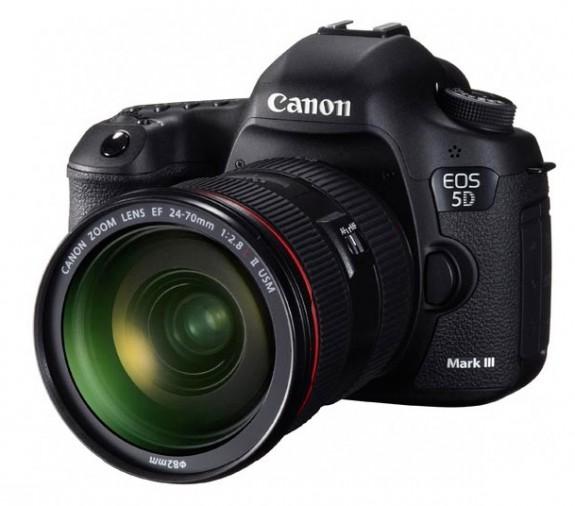 Canon 5D Mark III + Canon 24-70 F2.8 II