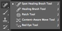 Content aware move in Photoshop CS6