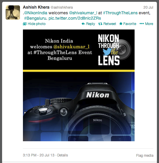#ThroughTheLens @NikonIndia