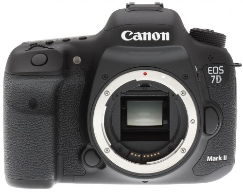 Canon 7D Mark II - Field Review